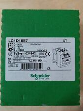 TELEMECANIQUE CONTACTEUR SCHNEIDER LC1D18E7. 48v  AC