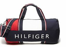 Brand New Signature Tommy Hilfiger Duffle Bag Red/White/Navy