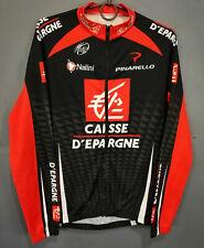 SHIRT NALINI ITALY CYCLISMO CYCLING BICYCLE JERSEY MAGLIA LONG SLEEVE SIZE L 4