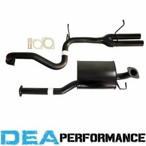 """Ford Falcon BA BF XR6 Sedan 2.5"""" DEA Catback Sys (Non Turbo) T/Pipe Rear"""