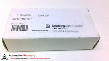 LUMBERG AUTOMATION 0976 PMC 512, CONNECTOR FOR PROFIBUS, VGA TO M12, NEW #202615
