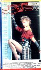 GRANDVIEW , U.S.A. 1984) VHS Fox Jamie Lee Curtis Patrick Swayze  Randal Kleiser