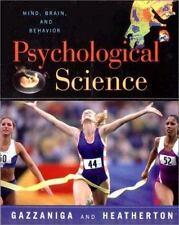 Psychological Science: Mind, Brain, and Behavior