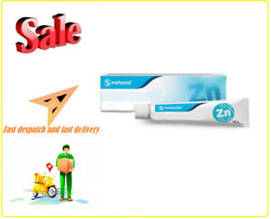 Zinc Oxide Cream Moisturizing, Antibacterial Anti-inflammatory Action 18g.