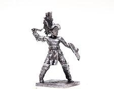 Tin Miniature 54mm Gladiator-Thracian 1:32 Scale Figurine