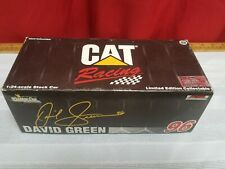 David Green Cat Racing #96 Diecast car 1997 with orig. box
