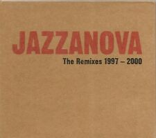 COFFRET 2 CD COMPIL 20 TITRES DIGIPACK--JAZZANOVA - THE REMIXES 1997-2000