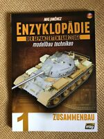 Ammo MIG 6180 - Accessory - Encyclopedia Panzermodellbau Vol. 1  New