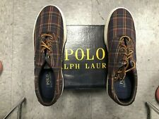 NEW W/ BOX Polo Ralph Lauren VAUGHN-SK-VLC MEN`S SHOES SIZE 8 D