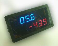 DC 20V +/- 500A Digital Amp Volt  METER Charge Discharge Battery Monitor 12V 24V