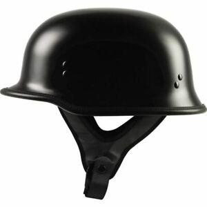 Highway 21 9mm German Beanie Half Helmet