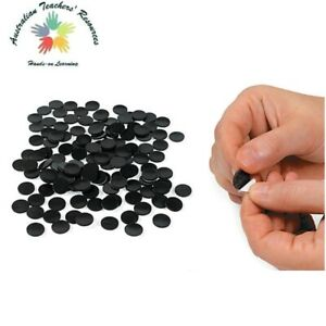 Self-Adhesive Dot Magnets 50 Pieces 10mm  Diameter Ideal for  Displays