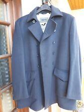 ARMANI JEANS.Manteau 3/4.CABAN.Taille 54.Bleu marine