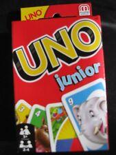 Mattel UNO Junior Kartenspiel Familienspiel