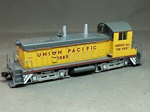 Broadway Limited HO EMD NW2 Switcher Union Pacific UP #1085 DCC/SND LED BLI2117