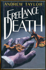 Freelance Death by Andrew Taylor-First Edition/DJ-1988