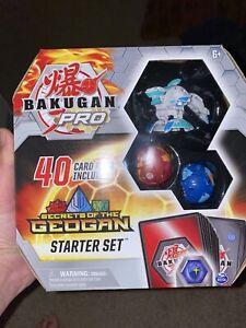 Bakugan Pro Starter Pack Geogan Rising Ultra Sharktar (New)