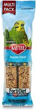 New listing Forti-Diet Pro Health Honey Bird Treat Sticks For Parakeets, 7-Ounce