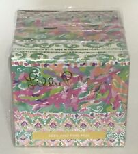 LILLY PULITZER  Ceramic Mug Layer Up Seek and Find GWP  Shell Search Border 12oz