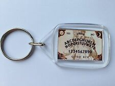 Ouija Board Keyring The Thinker Oracle Pagan Wicca Ghost halloween Seance magic