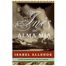 Ines del Alma Mia: Una Novela-ExLibrary