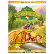 Pixie Hollow Games (DVD, 2013, Pixie Party Edition; Includes Digital Copy;...
