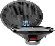 """ROCKFORD FOSGATE PUNCH R169X2 PRIME 2-WAY 6 x 9"""" COAXIAL 260W MAX SPEAKERS NEW"""