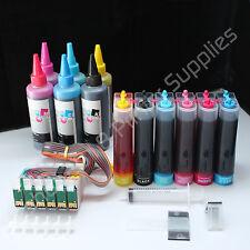 CISS CIS & Extra Set ink #78 For Epson R380 RX595 RX680