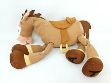 Disney Store Toy Story 3 Woody Horse Bullseye Plush Doll Stuffed Toy US Shipped