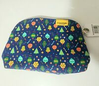 L'Occitane Makeup Travel Bag Cosmetic Zip Pouch Organizer