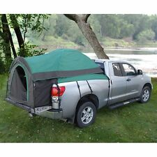 Pick Up Tent Bed Portable Camping Hiking Canopy Camper Truck SUV Cover Compact