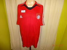 FC Bayern München Adidas Formotion Freizeit-Training Trikot 10/11 Gr.D9 (XL) Neu