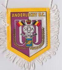 Orig.Wimpel   RSC ANDERLECHT (Belgien)  -  80ziger Jahre  !!  SELTEN