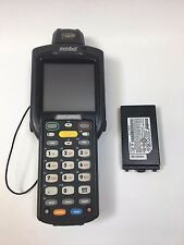 SYMBOL MC3000R-LC38S00GER BARCODE SCANNER WITH BATTERY