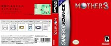 - Mother 3 GBA Replacement Spare Cover Art Work Only