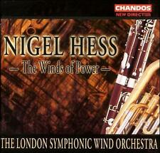 Hess, N.: Thames Journey/East Coast Pictures/Winds of Power (CD, Nov-1999,...
