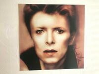 David Bowie original Art AP3 290mm x 290mm Print