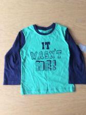 Matalan Long Sleeve T-Shirts & Tops (2-16 Years) for Boys