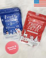 Frozen Collagen & Frozen Detox Set Authentic US Seller Next Day Ship!