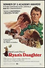 RYAN'S DAUGHTER original film / movie poster - REDUCED PRICE.