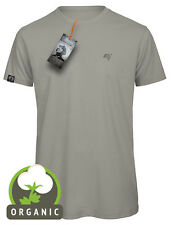 Bio T-Shirt Medium Fit Mens Organic BRIGADEER Label Ed. TM042 B&C Herren Männer