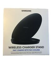 Samsung 9W Qi-Certified Fast Charge Wireless Stand With Fan Cooling NOTE 10, S10