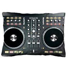 "NUMARK MIXTRACK PRO DJ Zippered Pillow Case 18""x 26"" Cushion Cotton Cover"
