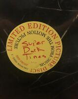 BEN FROST SUPER DARK TIMES ORIGINAL SOUNDTRACK LP NEW PICTURE DISC VINYL RECORD