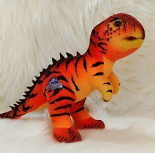 Jurassic World Dino Hybrid Plush Orange Dinosaur