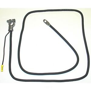 Battery Cable fits 1968-1971 Toyota Corona  STANDARD MOTOR PRODUCTS