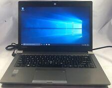 Toshiba Portege Z30-A1301 Laptop- 128GB SSD, 8GB RAM, Intel i5 CPU, Windows 10