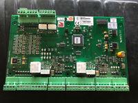 Honeywell PW6K1R1E single door PoE reader module.