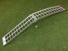 Aluminium Loading Ramp | Bike Ramp Trailer Ramp | Metal Ramps Titan Pro TPRA903
