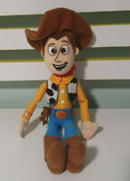 TOY STORY WOODY PLUSH TOY TOY STORY 4 CHARACTER TOY 21CM DISNEY PIXAR